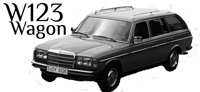 W123 Wagon