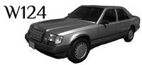 W124 Parts