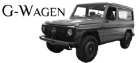 Mercedes G-Wagon Parts