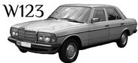 W123 Parts