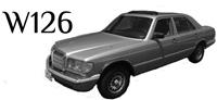 W126 Parts